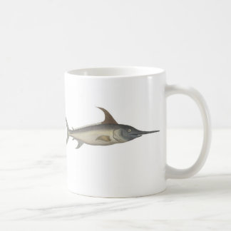 Bloch Xiphias gladius - Swordfish Classic White Coffee Mug
