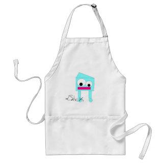 block apron