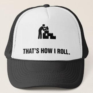 Block Building Trucker Hat