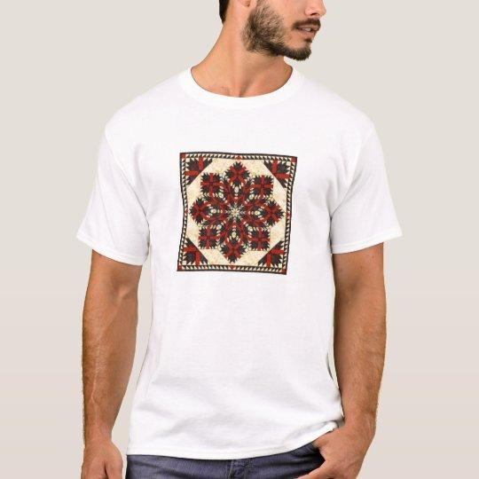 Block design T-Shirt