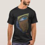 Block Head T-Shirt by David M. Bandler