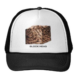 Block Head Trucker Hat