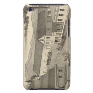 Block I, Livermore Barely There iPod Case