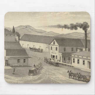 Block I, Livermore Mouse Pad