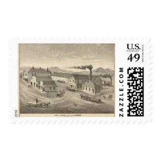 Block I, Livermore Postage