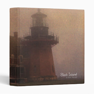 Block Island 3 Ring Binder
