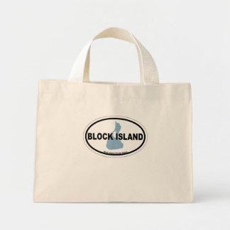 Block Island. Bags