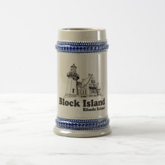 Block Island. Beer Stein