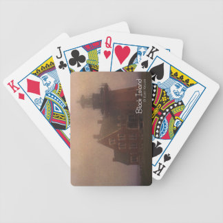 Block Island Bicycle Playing Cards