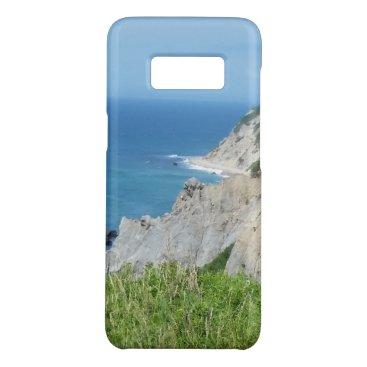 Block Island Bluffs - Block Island, Rhode Island Case-Mate Samsung Galaxy S8 Case