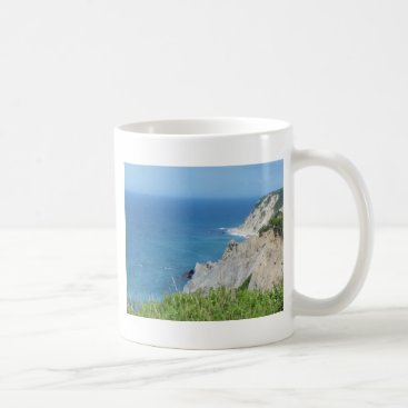 Block Island Bluffs - Block Island, Rhode Island Coffee Mug