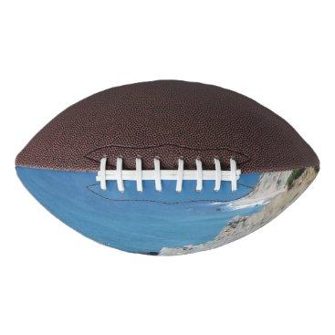 Block Island Bluffs - Block Island, Rhode Island Football
