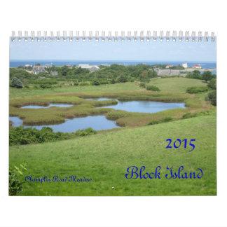 Block Island Calendar