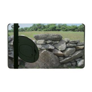 Block Island de la pared de piedra iPad Cobertura
