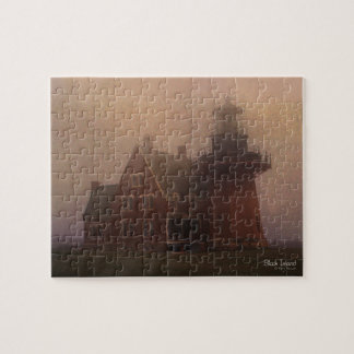 Block Island Lighthouse Jigsaw Puzzles