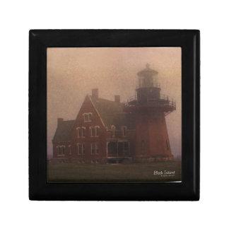 Block Island Lighthouse Trinket Boxes