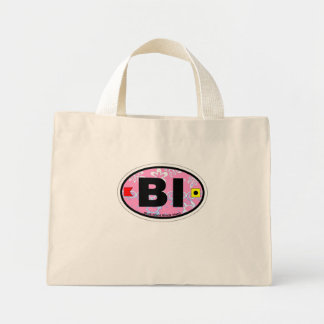 Block Island. Mini Tote Bag