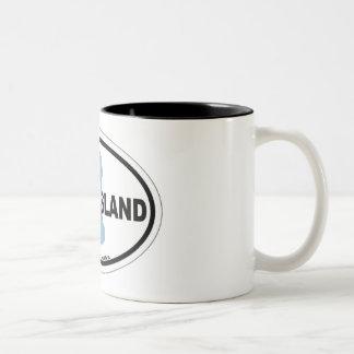 Block Island. Mug