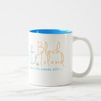 Block Island Nautical Mug