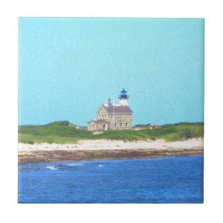 Block Island North Light Ceramic Tiles