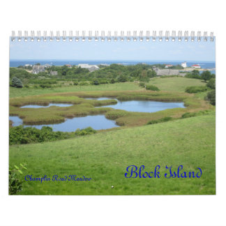 Block Island Photography Calendar