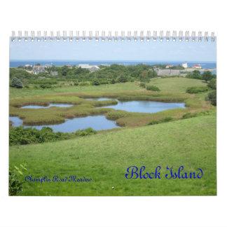 Block Island Photography Calendar