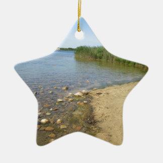 Block island ornaments keepsake ornaments zazzle Pond ornaments