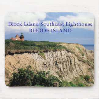 Block Island Southeast Lighthouse, RI Mousepad