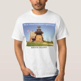 Block Island Southeast Lighthouse, RI T-Shirt