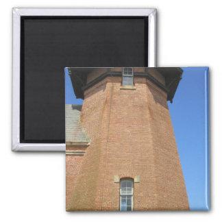 Block Island suroriental de la torre del faro Imán De Frigorifico