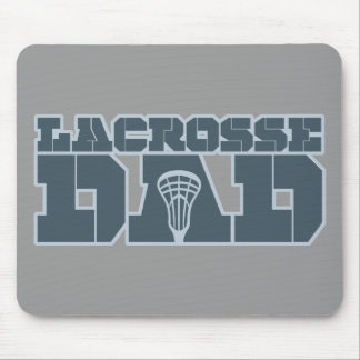 Block Lax Dad Mouse Pad
