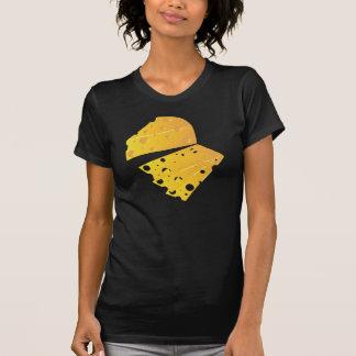 Block Of Cheese Womens T-Shirt