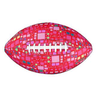 block on block,hot pink (C) Football