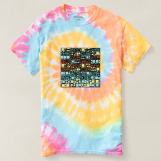 Block on block t shirt