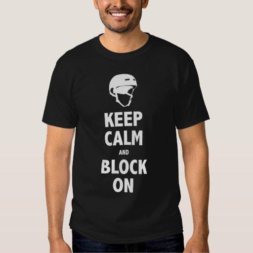 Block On Shirt