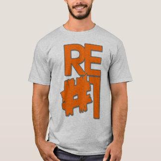 Block Orange T-Shirt