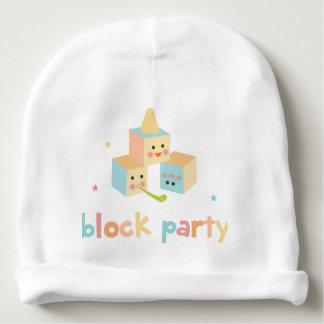 Block Party Baby Beanie