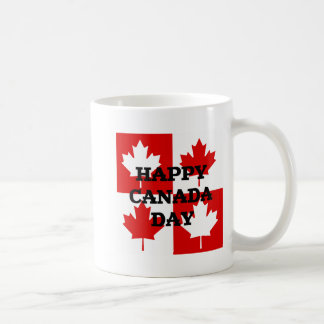 Block Party Canada Day Mug
