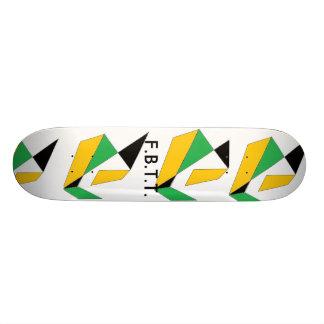 BLOCK Skateboard