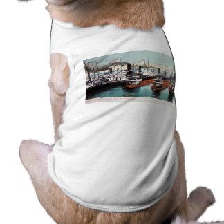 Blockade at Sault Ste Marie - Vintage T-Shirt