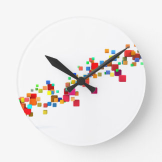Blockchain Technology as a Creative Business Round Clock