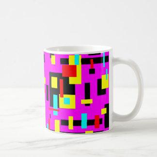 Blocked In Classic White Coffee Mug