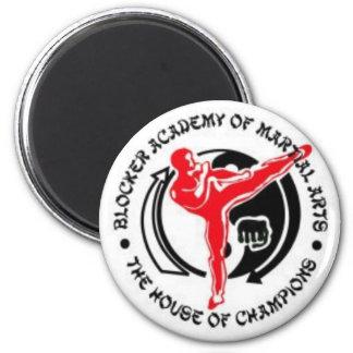 Blocker Academy of Martial Arts Magnat Magnet