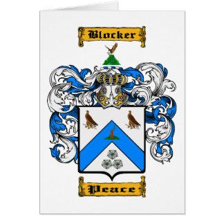 Blocker Card