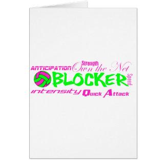Blocker Traits Card