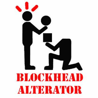 Blockhead Alternator Statuette