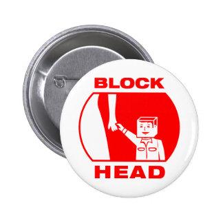 Blockhead Pins