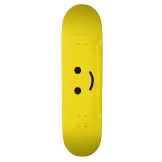 Blockhead Graphic Skateboard Deck