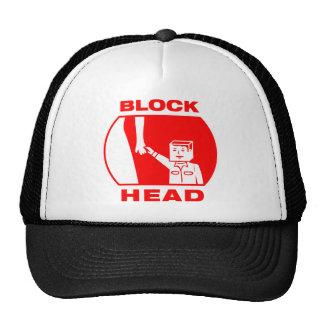 Blockhead Mesh Hat