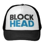 BLOCKHEAD HATS
